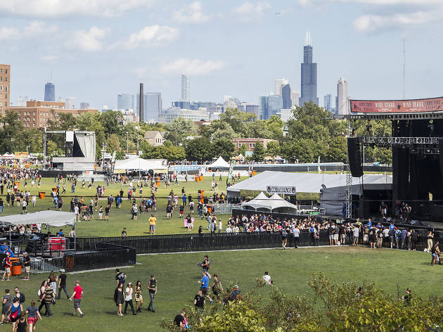Riot Fest 2016