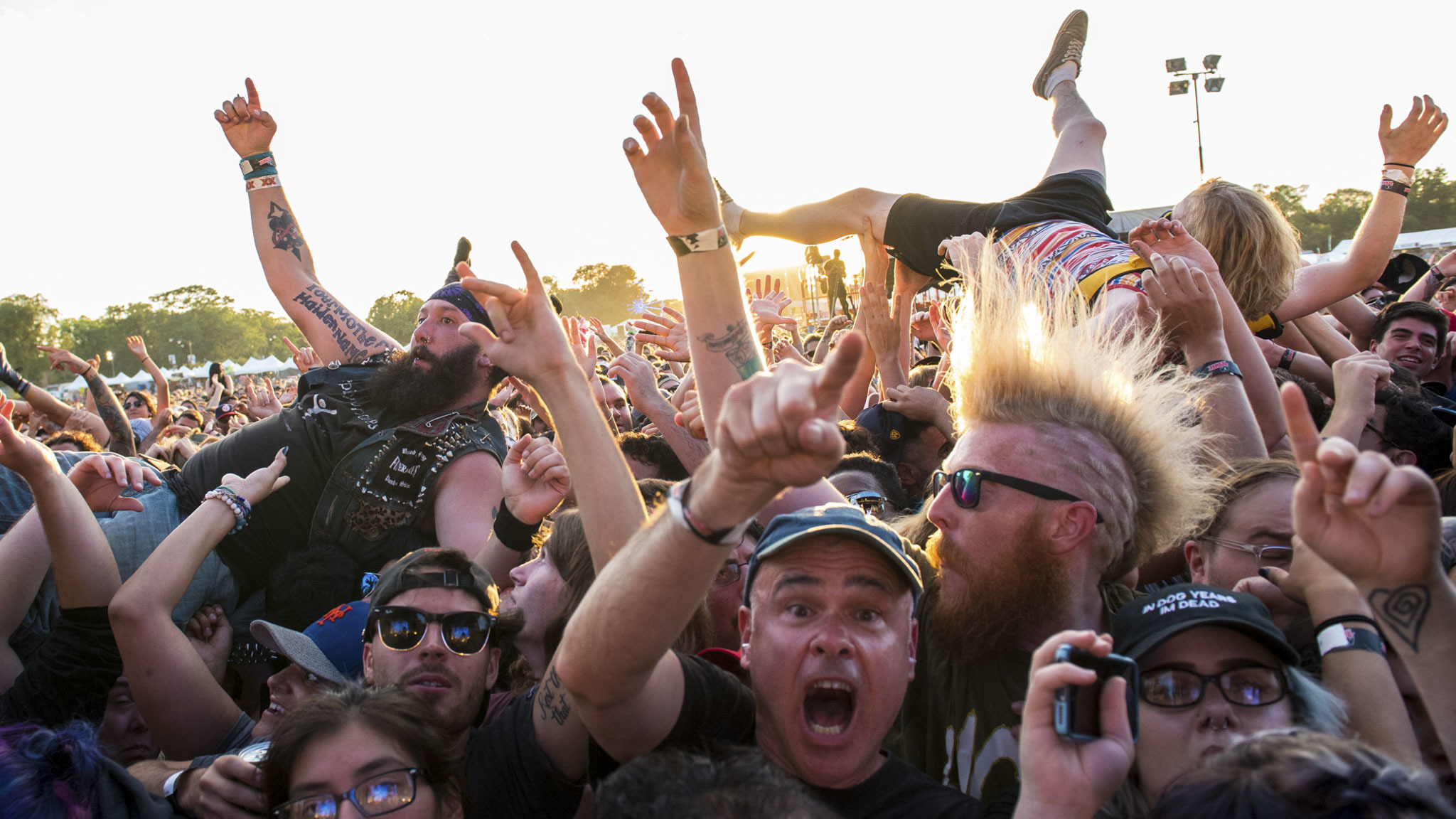 Photos from Riot Fest 2016, Saturday