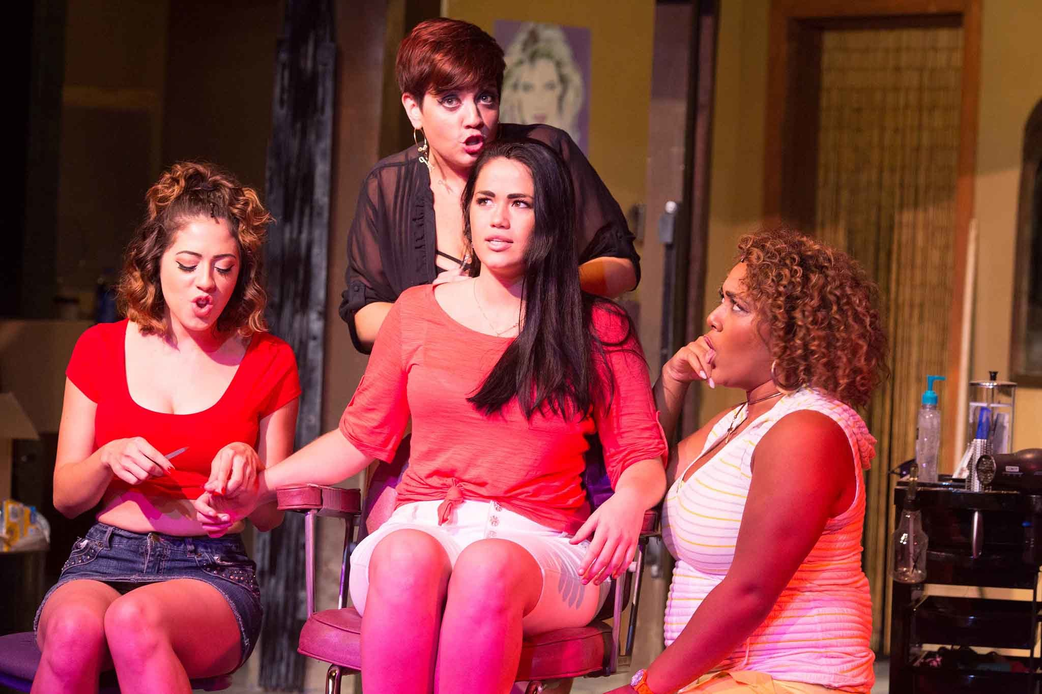 In the Heights at Porchlight Music Theatre