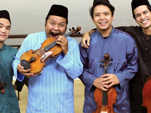 Music at Ilham