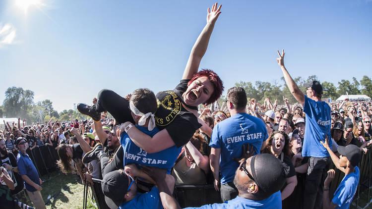Riot Fest 2016, Sunday