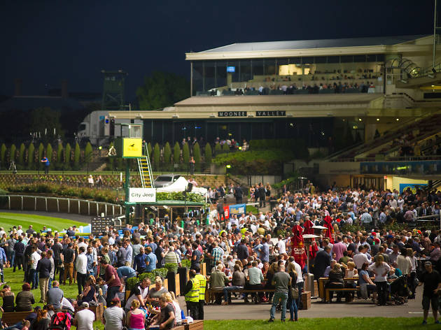 Grand Final Eve Races: Moir Stakes