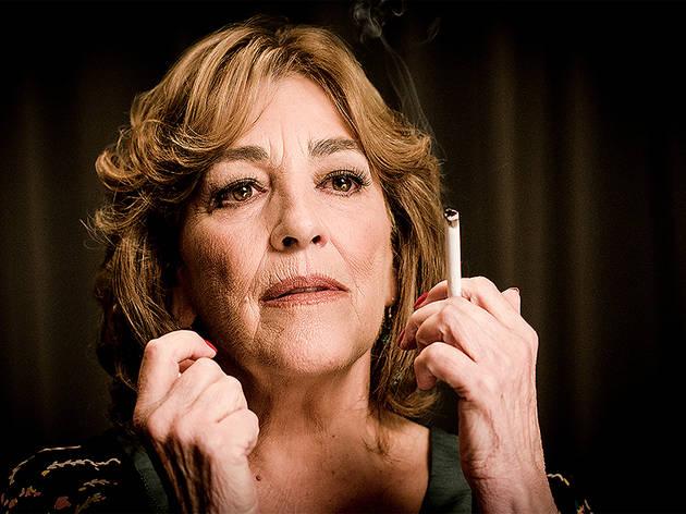 """Carmen Maura: """"A mi la càmera em tracta de puta mare"""""""