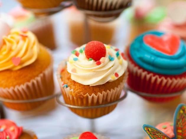 La ruta del cupcake por Madrid
