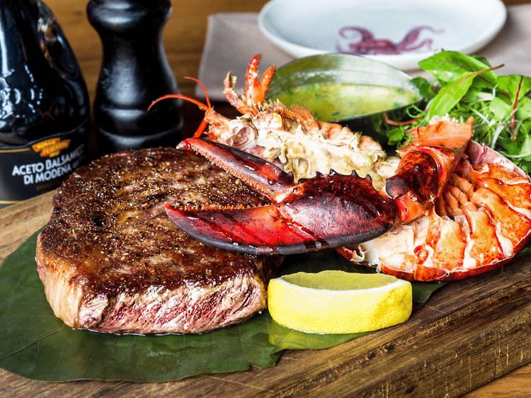 Seafood Room