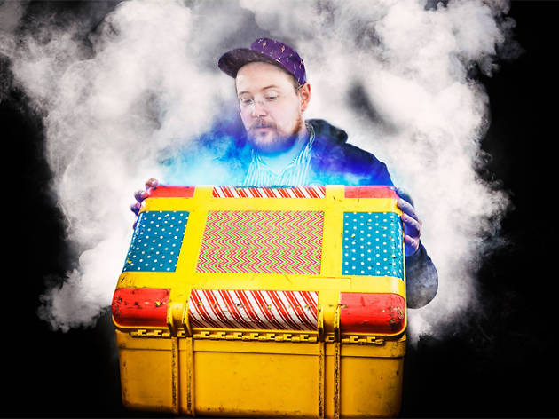 ArtScience Late: Dan Deacon's Change Your Life (You Can Do It!)