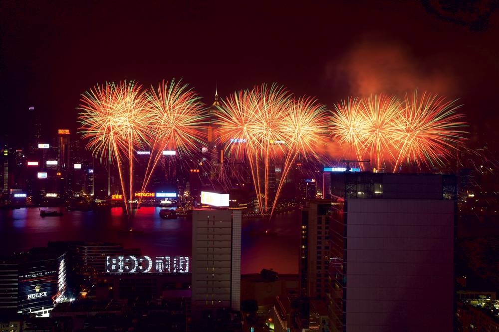 The best Hong Kong restaurants to watch the National Day fireworks