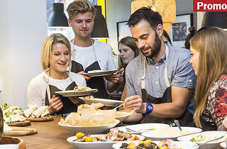 We cooked up a Scandifeast at the IKEA pop-up restaurant in Shoreditch