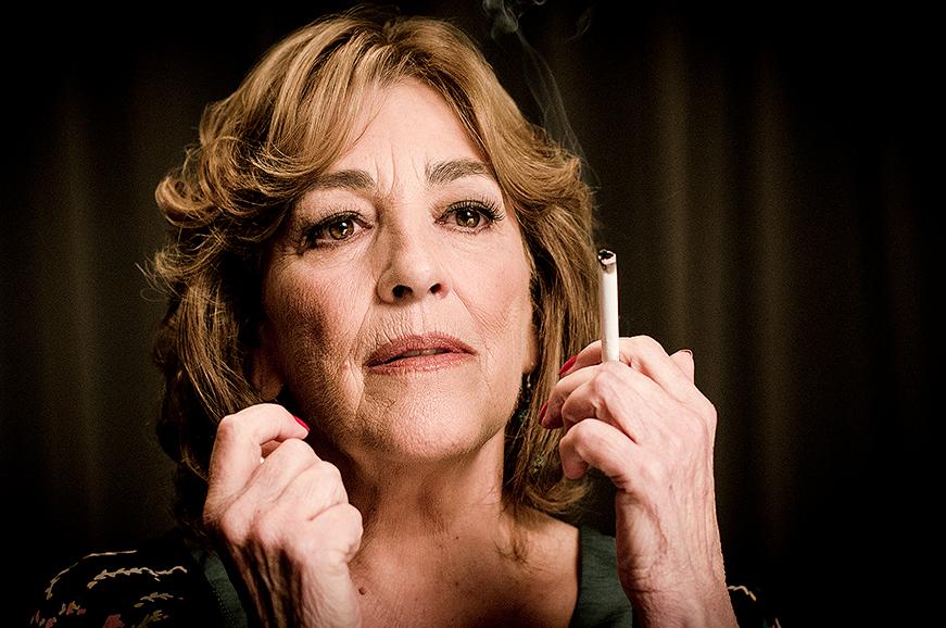 """Carmen Maura: """"El cine es mi mundo"""""""