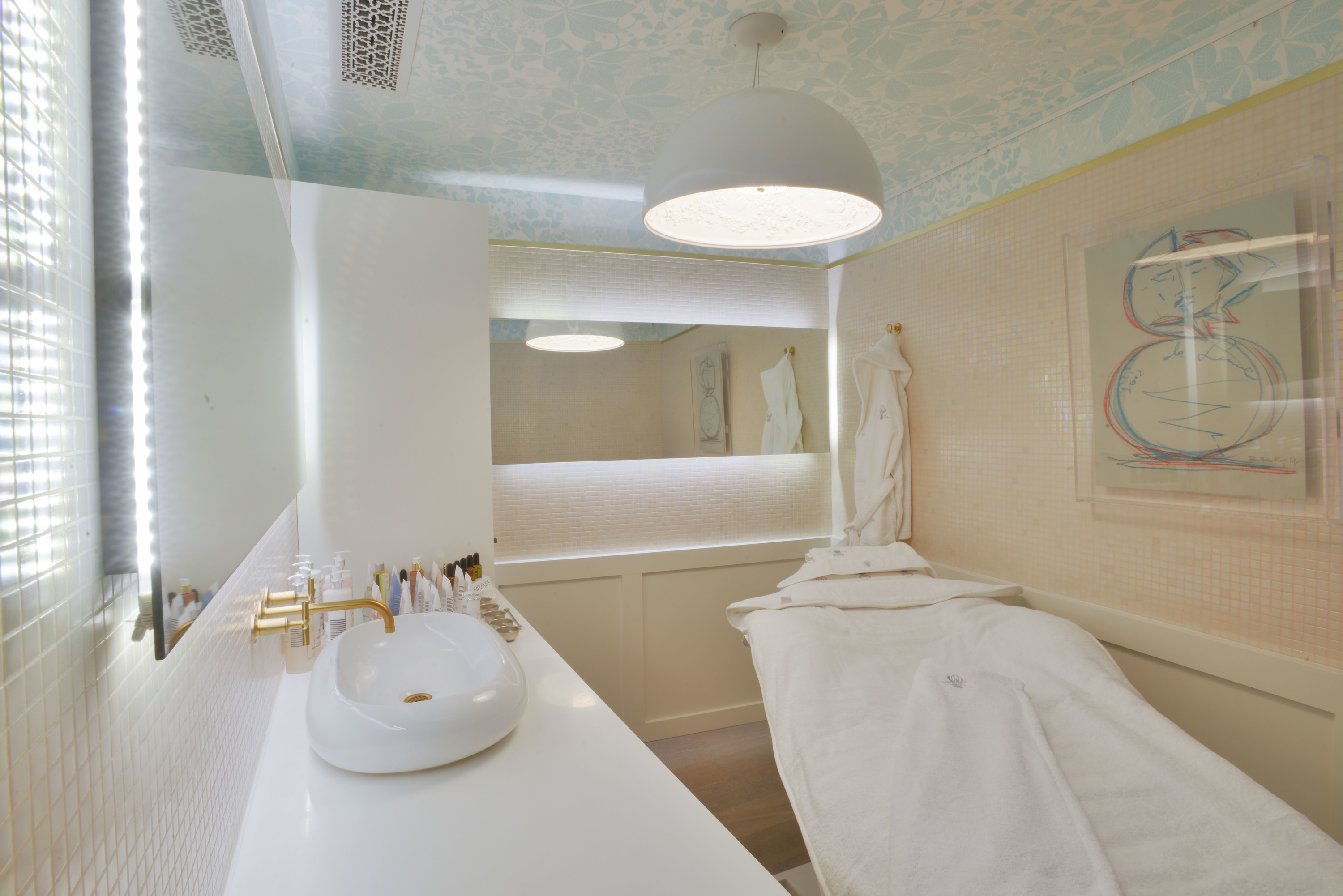 You can book luxurious $50 treatments for Spa Week today!