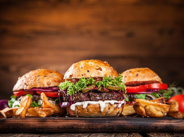 Hellmann's'ın düzenlediği Türkiye'nin ilk burger festivali