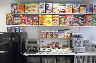 Bar à céréales Flakes rétro années 90