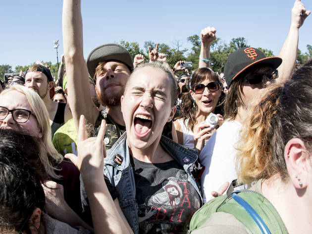 Photos from Riot Fest 2016, Sunday