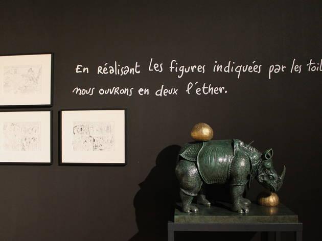 Sfar/Dali (© C.Gaillard)