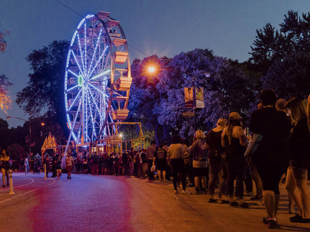 Photos from Riot Fest 2016