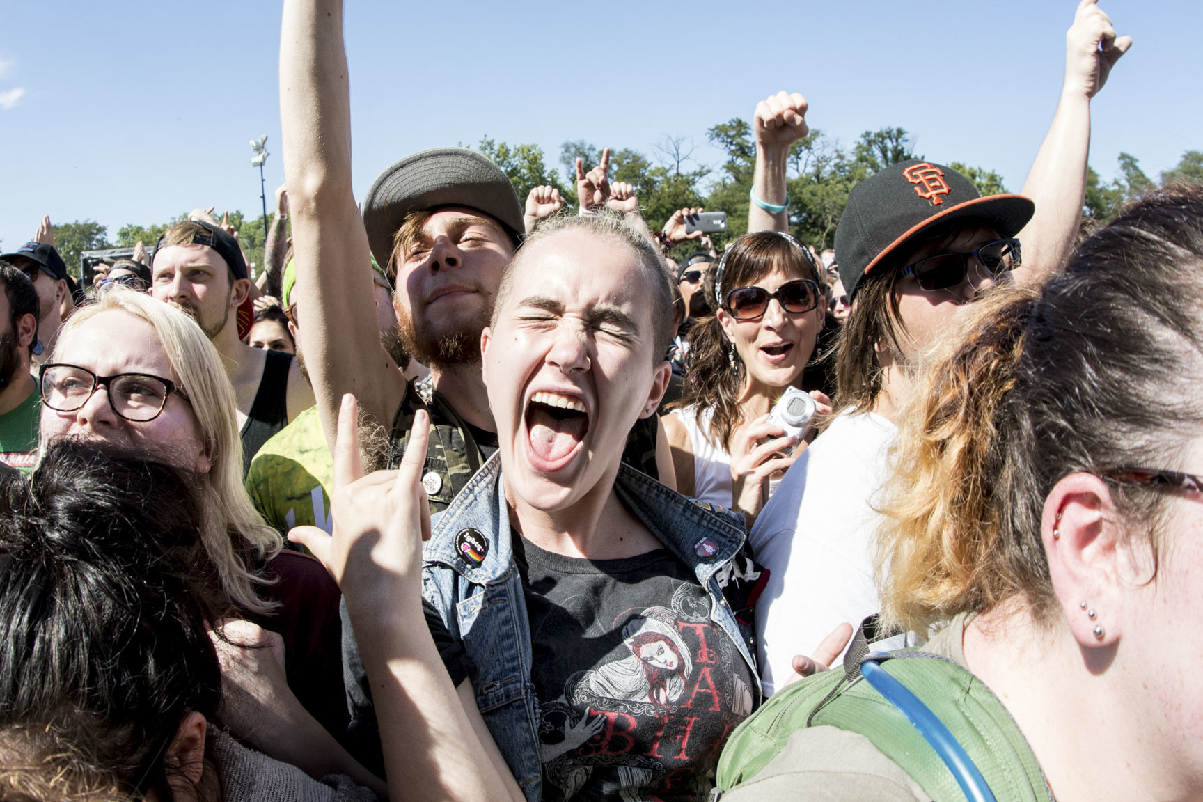 Time to locate your favorite acts on Riot Fest's daily lineup