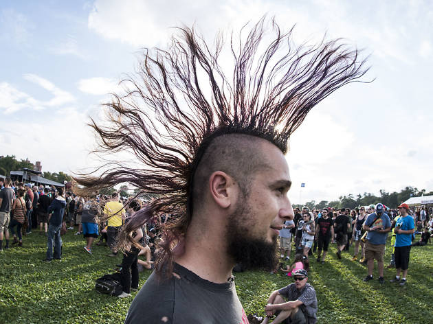 The 30 best crowd and band photos from Riot Fest 2016