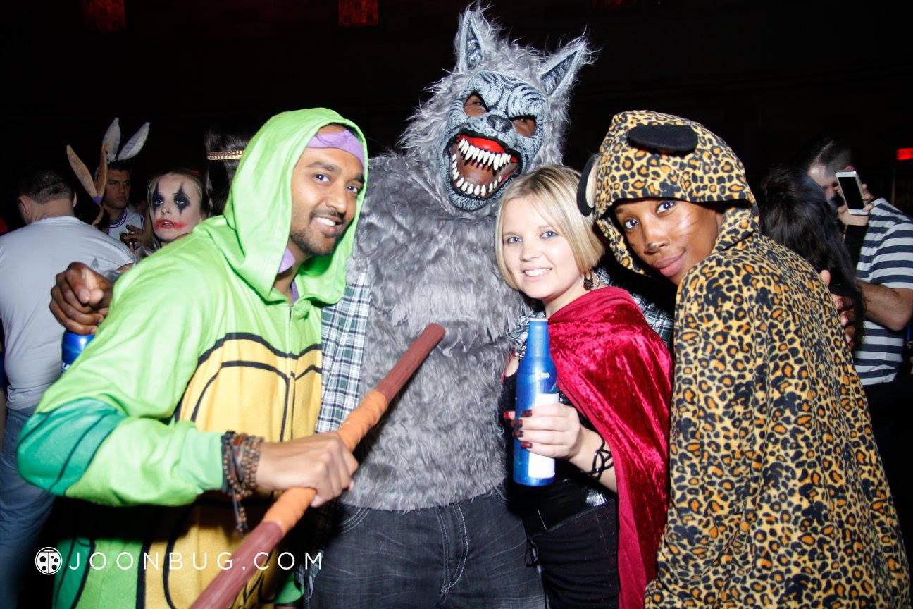 Best Halloween parties in NYC—2016 will be a scary one