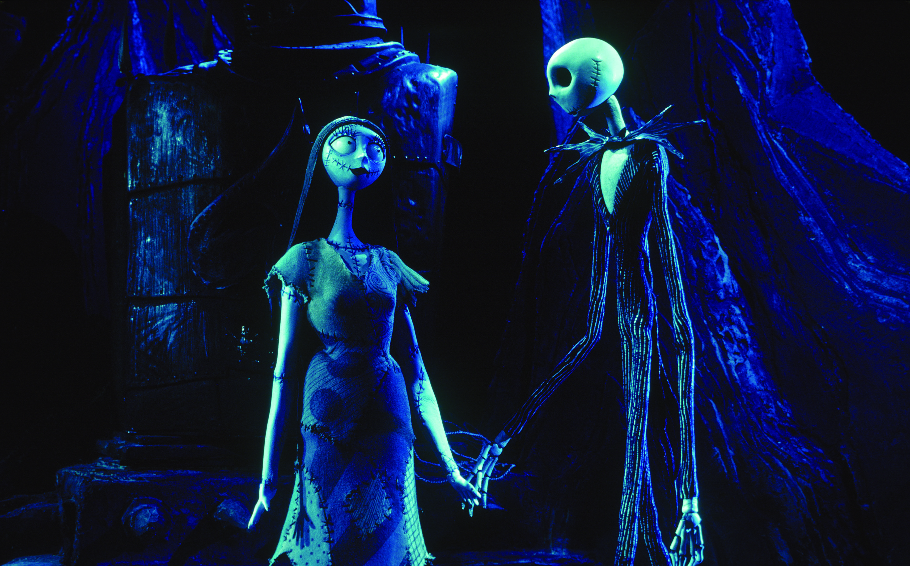the nightmare before christmas 1993 - Halloween Movies Rated Pg