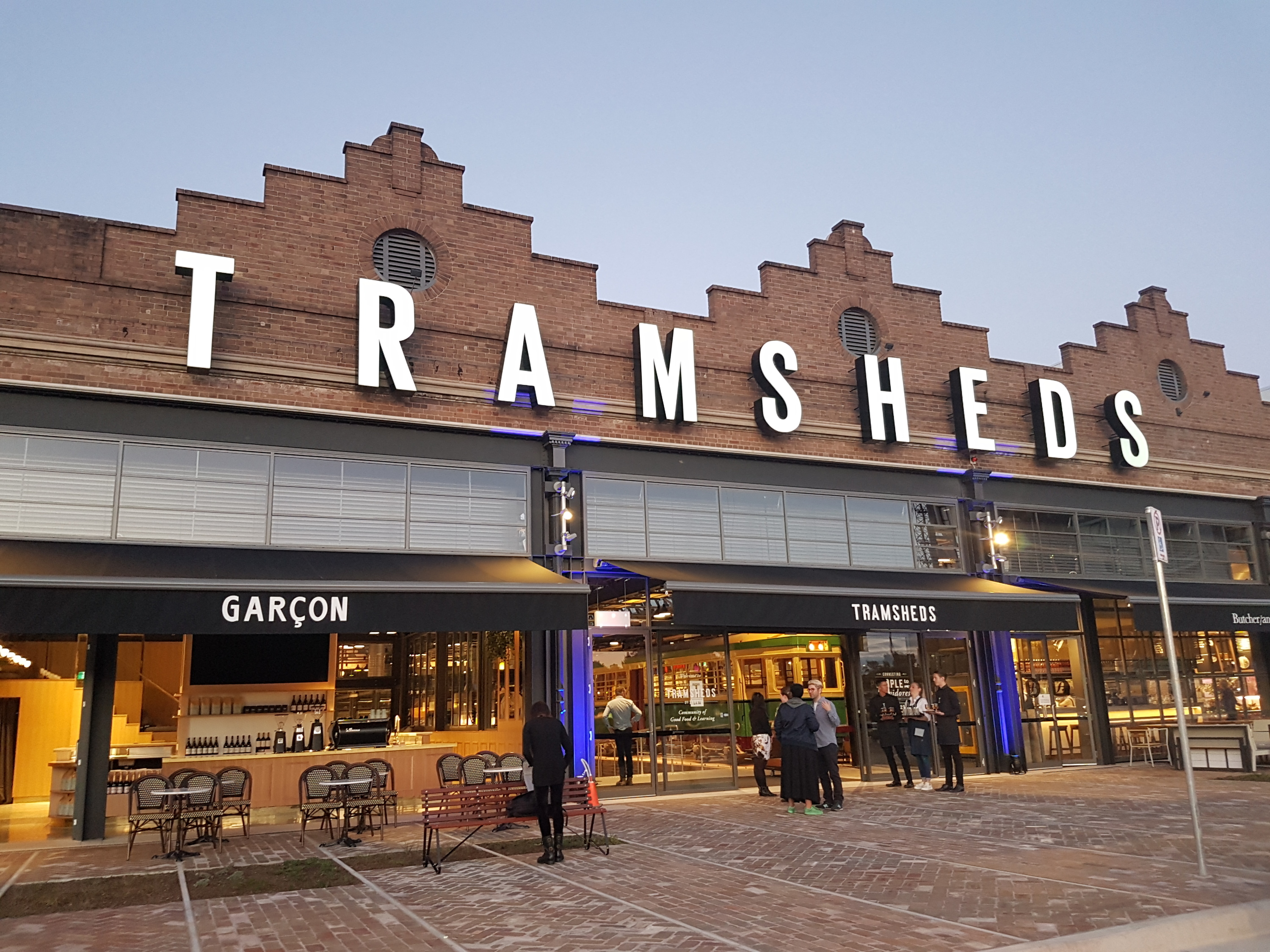 Here's what you should eat at Tramsheds