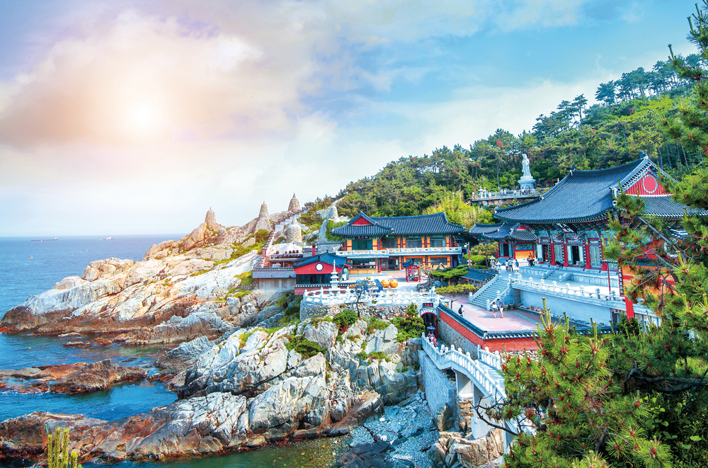 Guide to Busan