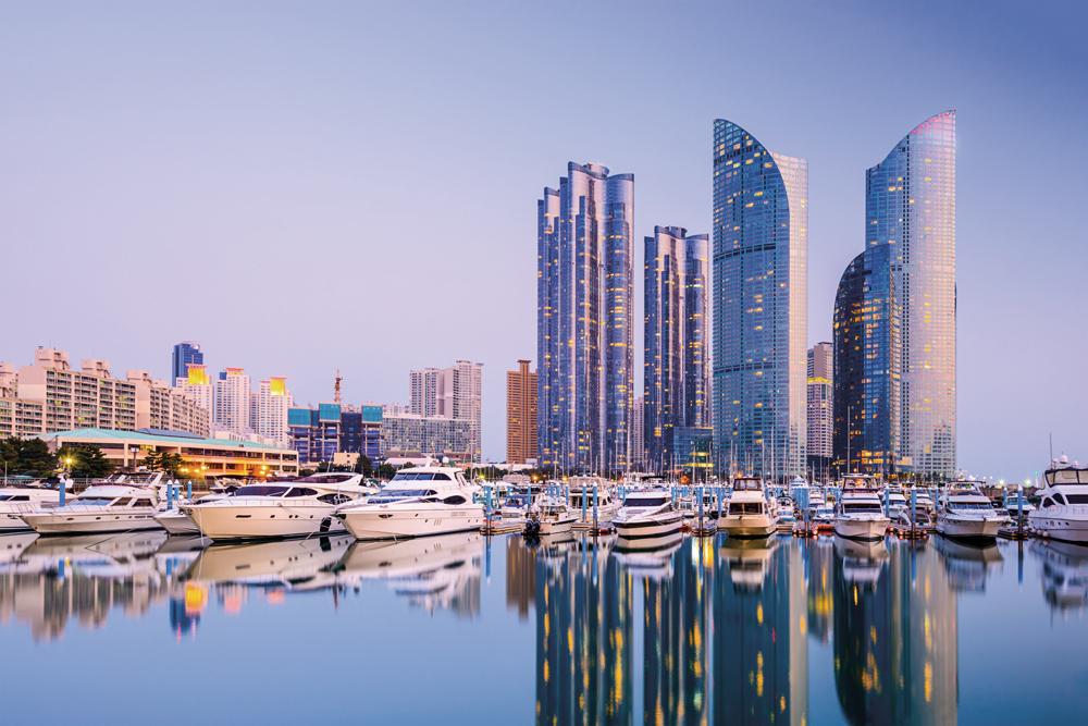 Paradise City Hotel Korea