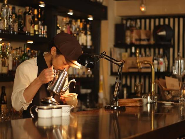 Best kissaten coffee shops in Tokyo