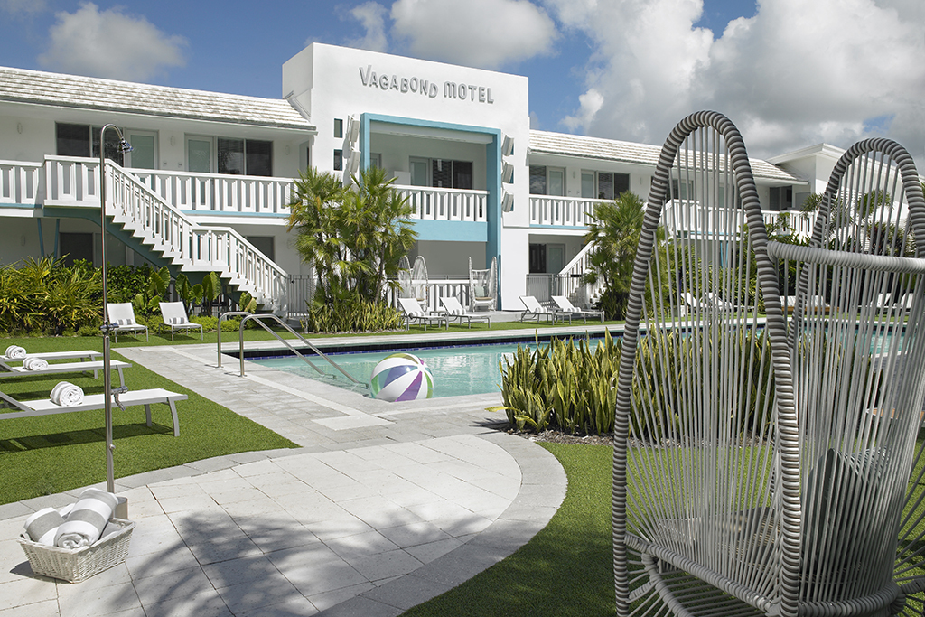 The Vagabond Hotel
