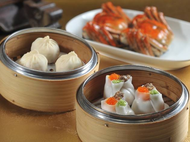 Season of Hairy Crabs at Wan Hao Chinese Restaurant