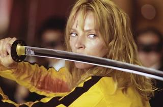 Uma Thurman in Kill Bill: Volume 1