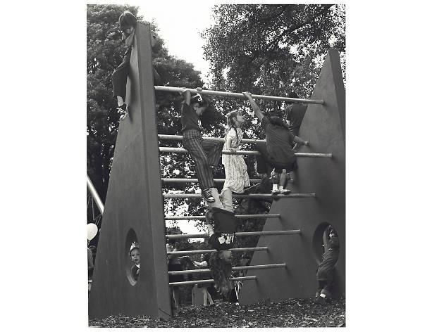 Arena de juego. Conversatorios de la exposición Los parques de Noguchi