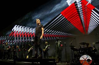 Roger Waters en la Ciudad de México