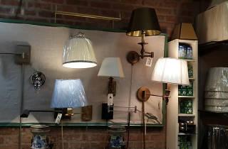 Oriental Lamp Shade