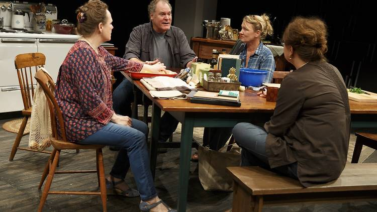 THE GABRIELS: Election Year in the Life of One Family Play Two: WHAT DID YOU EXPECT?September 10 - October 9Meg GibsonRoberta MaxwellJat O. SaundersMaryann PlunkettAmy Warren