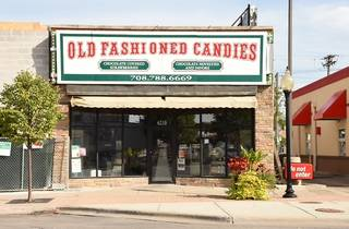 Old Fashioned Candies