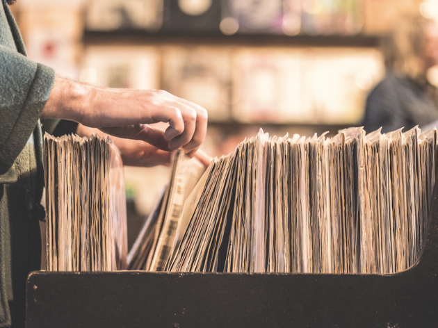 The Brooklyn Flea Record Fair returns on Saturday