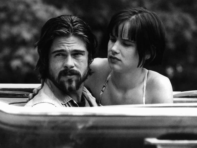 Kalifornia con Brad Pitt