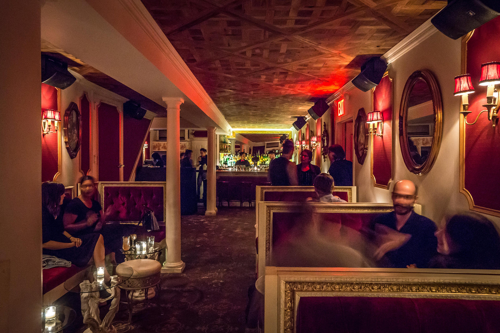 The 25 most romantic bars in NYC