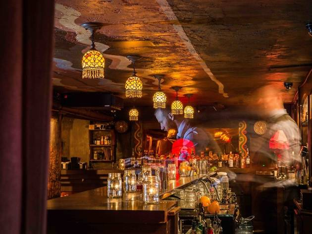 Drink in some history at the oldest bars in Los Angeles