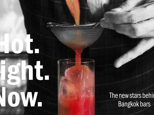 Bangkok's best new bartenders 2016