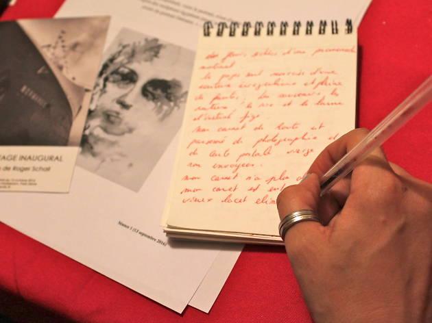 Les ateliers d'écriture