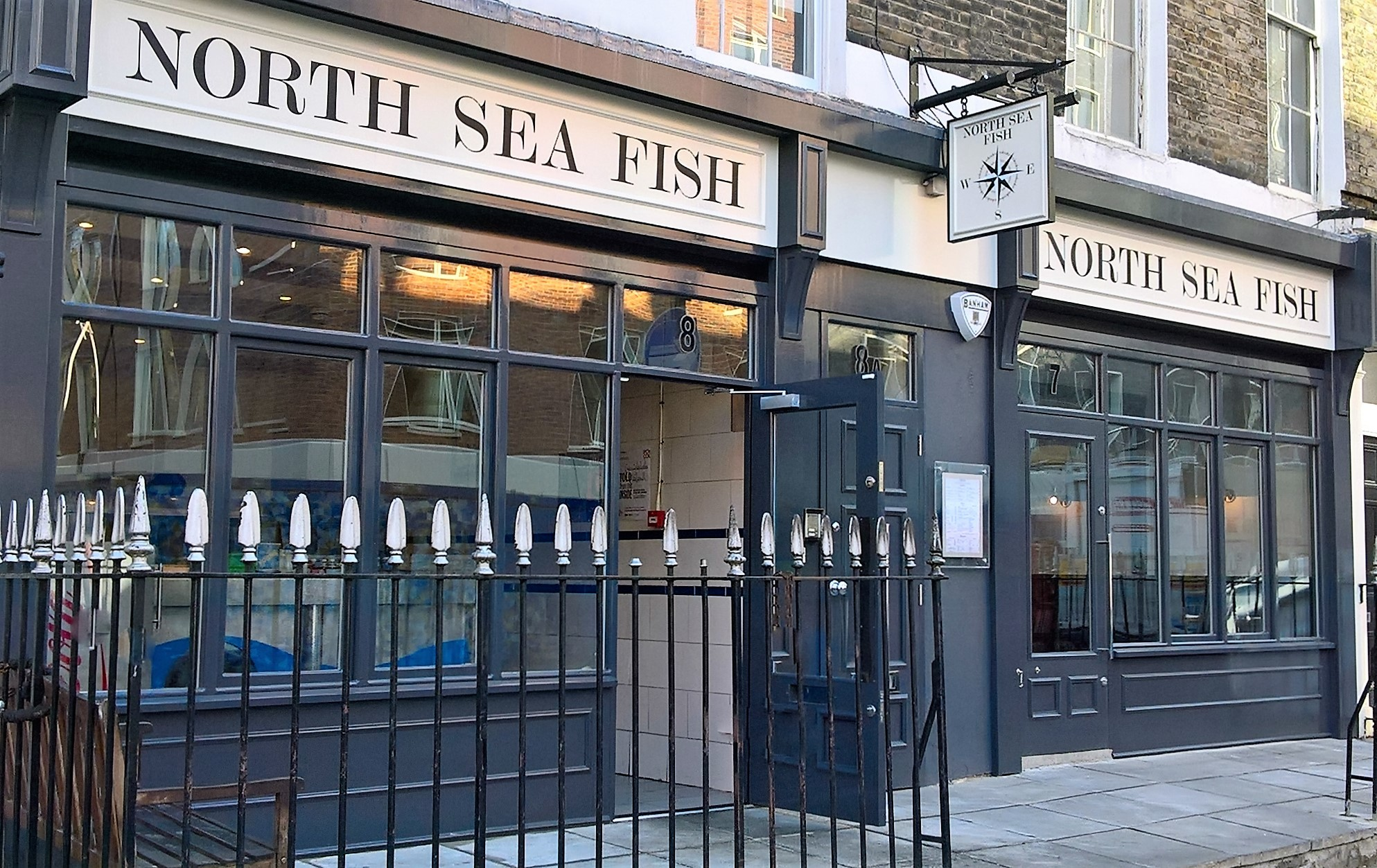 North Sea Fish Restaurant
