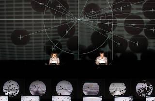 Superposition by Ryoji Ikeda