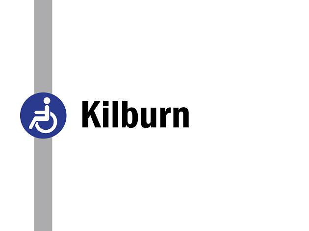 Kilburn late night tube