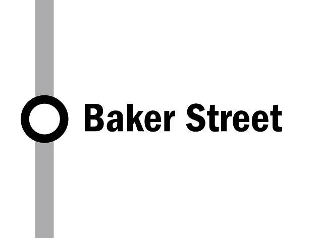 Baker Street, night tube