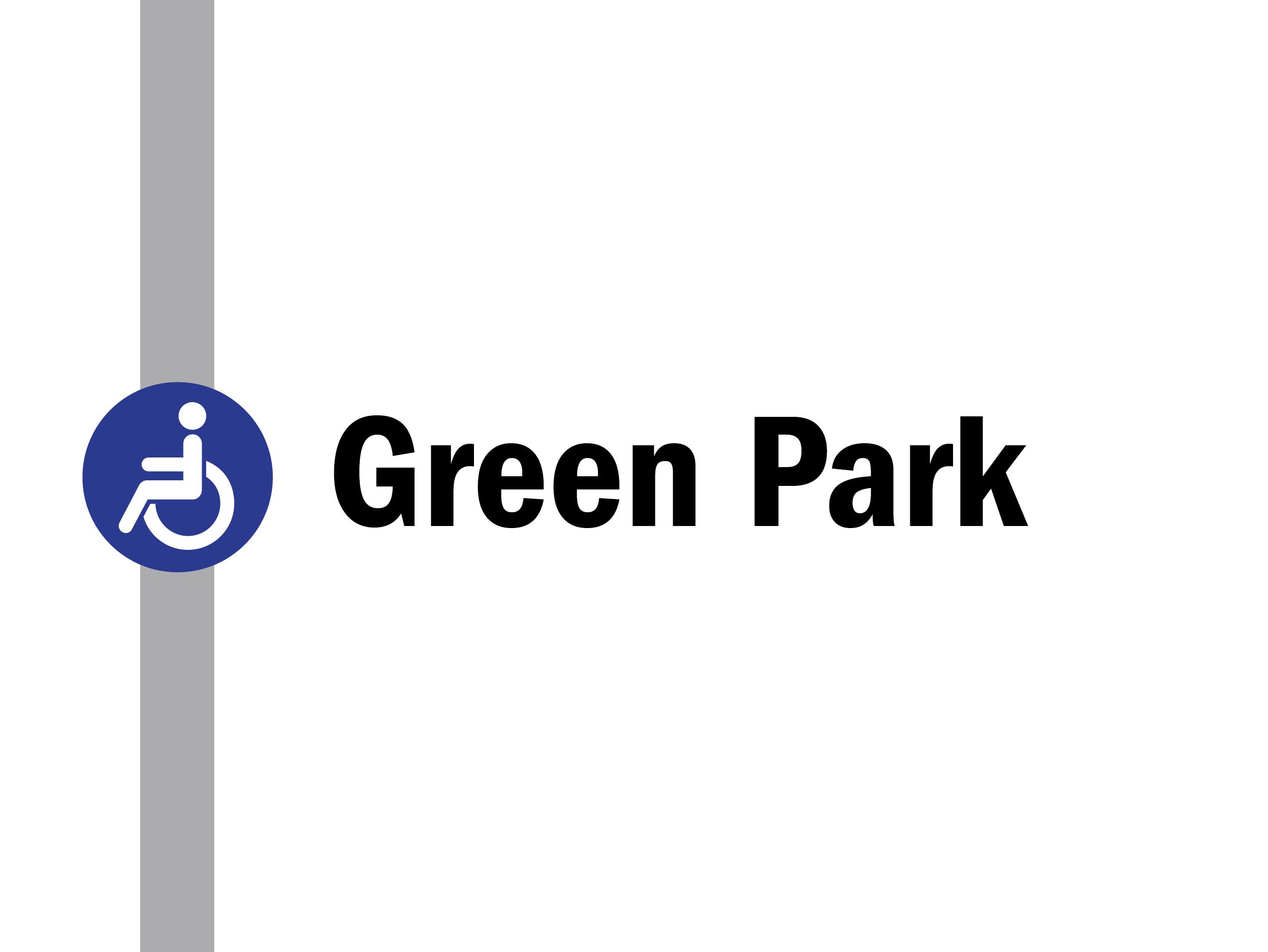 Green Park, night tube