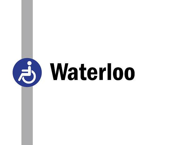 Waterloo, night tube