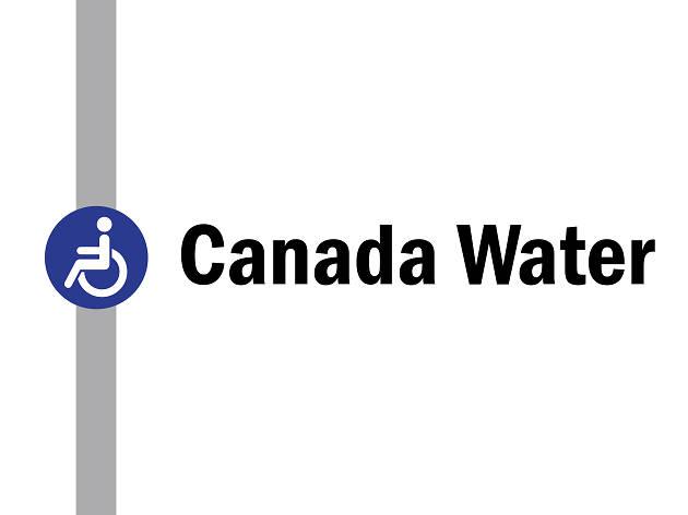 Canada Water, night tube