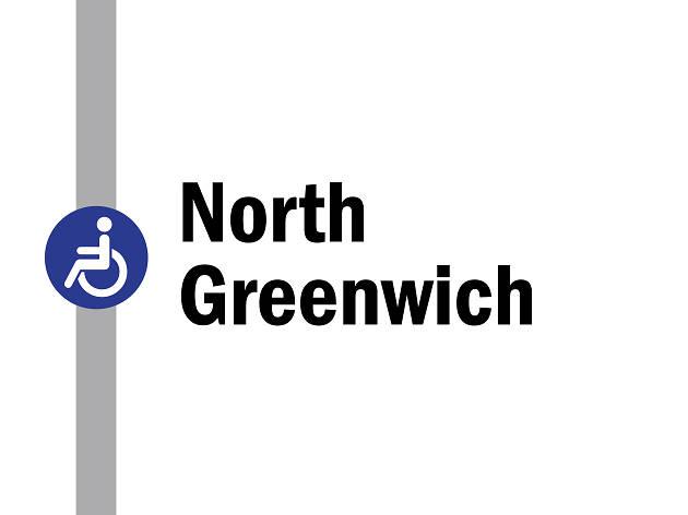 North Greenwich, night tube
