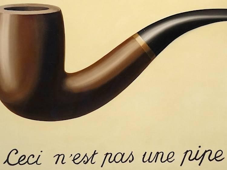 Expo Magritte : une bonne pipe à l'ancienne ?